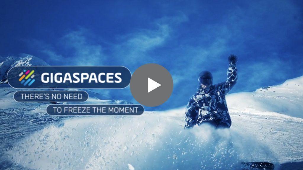 GigaSpaces video
