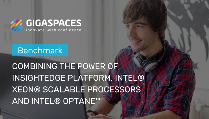 Download the InsightEdge Intel Benchmark