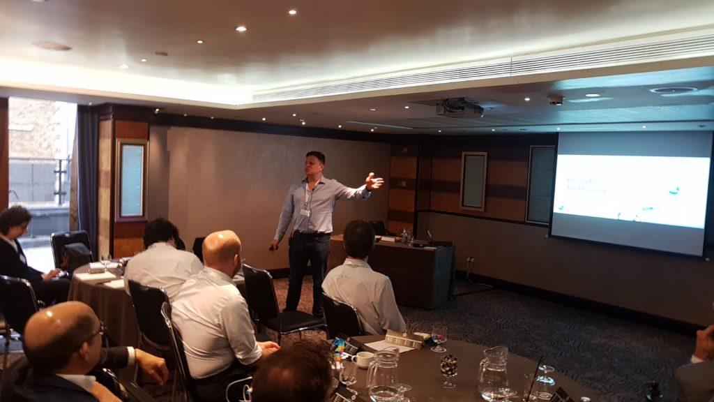 London Insight-Driven Organization Event