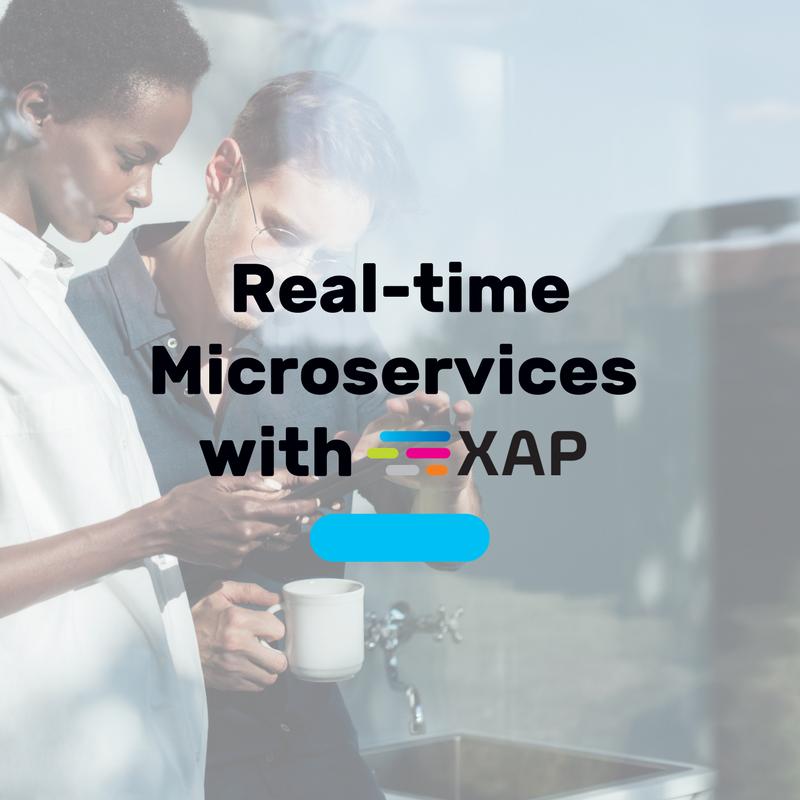 Microservices with GigaSpaces XAP