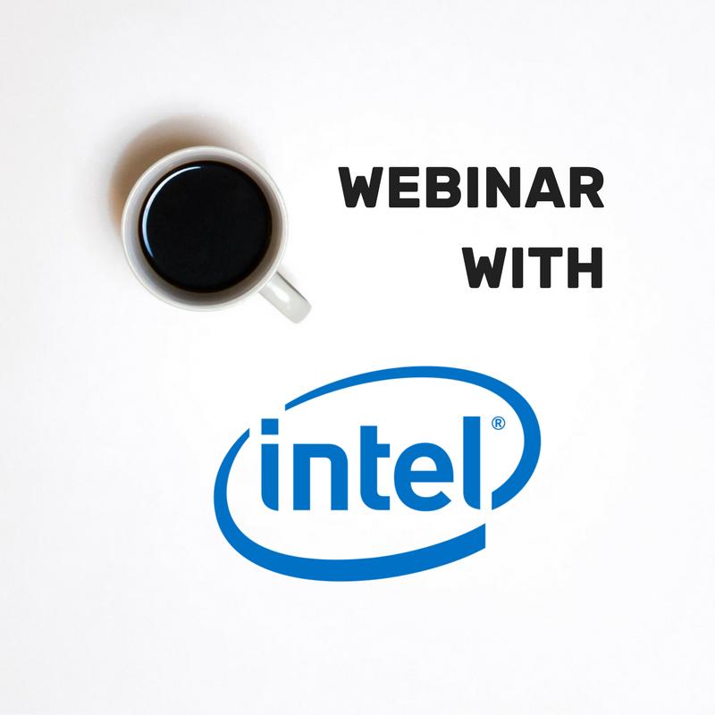Webinar with Intel