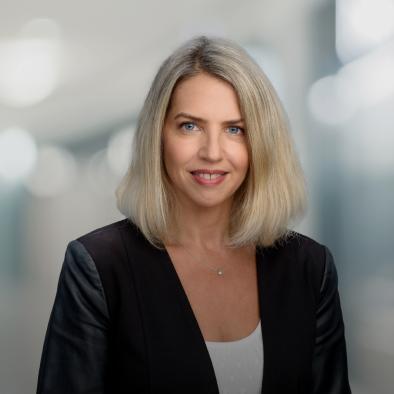 Karen Krivaa,VP Marketing