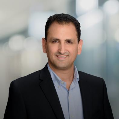 Yosi Shahror,VP Commercial