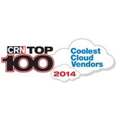 CRN Award - top 100 cool cloud companies