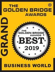 GigaSpaces InsightEdge honored as Gold winner