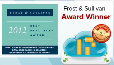 Frost & Sullivan Product Innovation Award, 2012