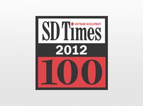 SD Times 100 Winner, 2012