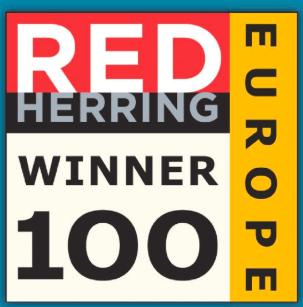 Red Herring Top 100 Europe Winner, 2012