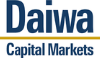Daiwa capital markets new logo